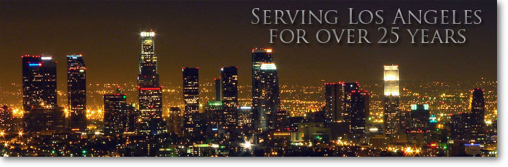 Serving Los Angeles for Over 25 Years